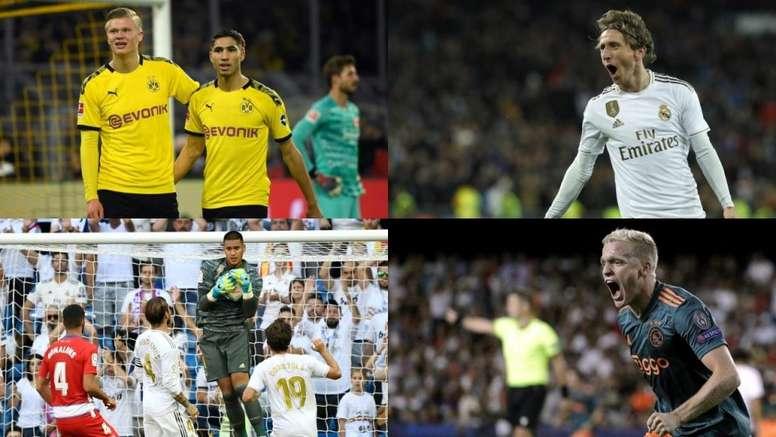El Madrid tiene que tomar importantes decisiones para la próxima campaña. EFE - AFP