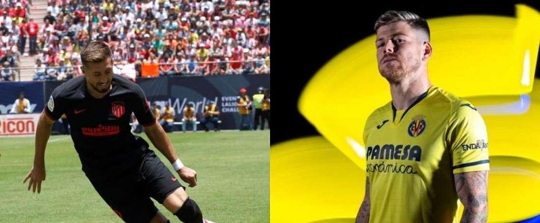 Le XI des joueurs recrutés gratuitement en Liga. EFE/Villarreal
