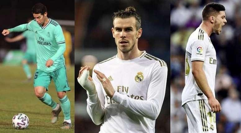 El Real Madrid espera recaudar 180 millones de euros. EFE/AFP