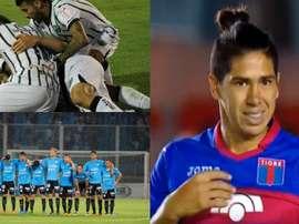 Tigre, San Martín de San Juan y Belgrano completaron los descensos. EFE/FoxSportsArg