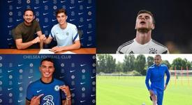 Jusqu'où ira Chelsea avec sa nouvelle armada? AFP - ChelseaFC