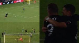Passe décisive de grande classe signée Rooney. Capture/MLS