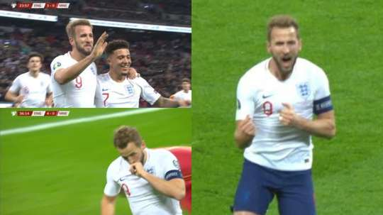 Kane stupisce con l'Inghilterra. ESPNDeportes