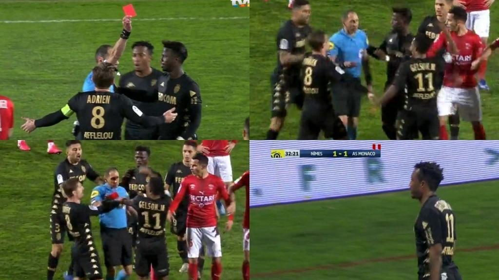 Robert Moreno est fier de ses joueurs — Monaco