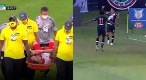 La lesión de Guerrero y una nueva derrota de Alves acaparan el domingo. Capturas/Premiere