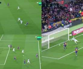 La VAR prive le Barça d'un superbe but ! Capturas/MovistarLaLiga