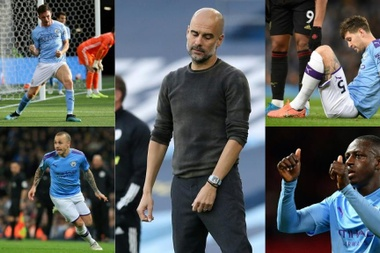 Tutti gli acquisti di Guardiola per la difesa del City. AFP