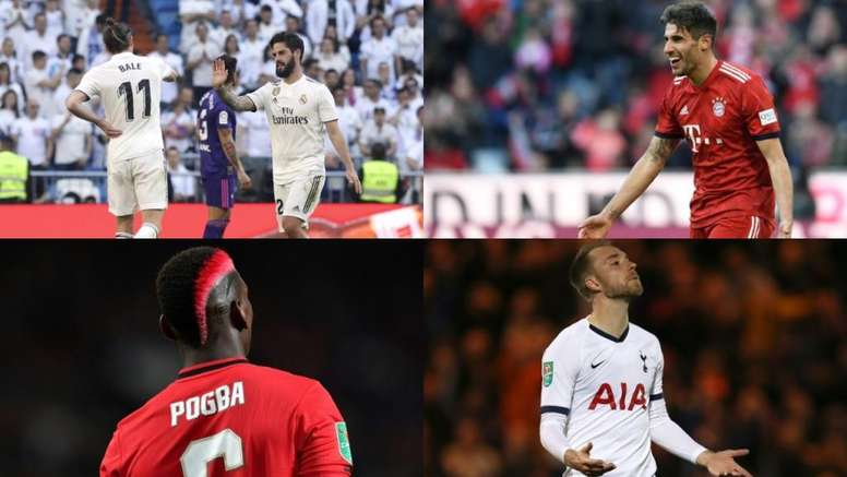 These players could leave. BeSoccer