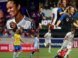 La FIFA a donné le nom des nominées. BeSoccer