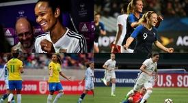 La FIFA dio a conocer las candidatas al premio 'The Best'. BeSoccer