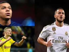 Madrid are dreaming of the front three. Montage/AFP