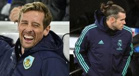 Crouch parle de sa relation avec Bale à Tottenham. BeSoccer