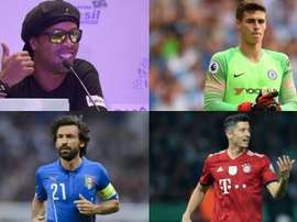 Algunos jugadores que estuvieron cerca de fichar por el Madrid. BeSoccer