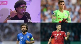 Quelques uns des joueurs qui ont été proches de signer au Real. BeSoccer