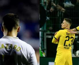 Thorgan Hazard's impact with Dortmund has impressed many. BeSoccer