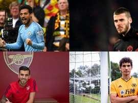 A Premier League vai se espanholizando. AFP