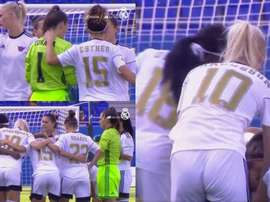 Tacon is basically Real Madrid women in all but name. Captura/CDTacon