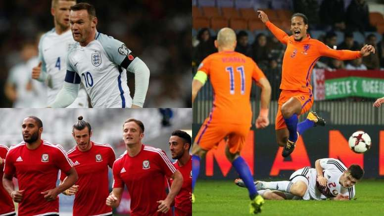 The 10 oldest national teams in the world - BeSoccer