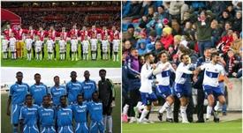 Las peores selecciones del ránking FIFA. BeSoccer