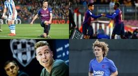El Barça, fiel al mercado francés y brasileño. EFE