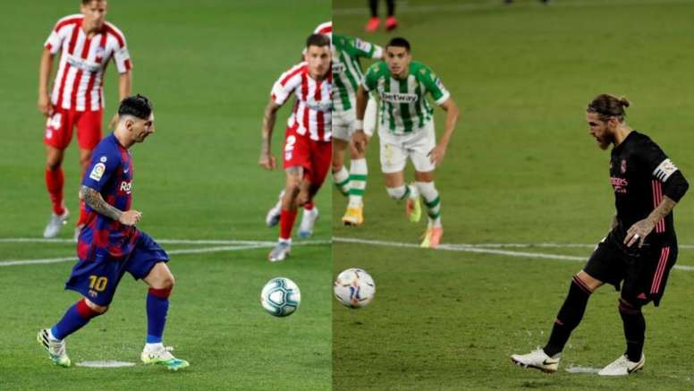 ¿Barça o Madrid? ¿A quién le han pitado más penaltis en el S. XXI? EFE