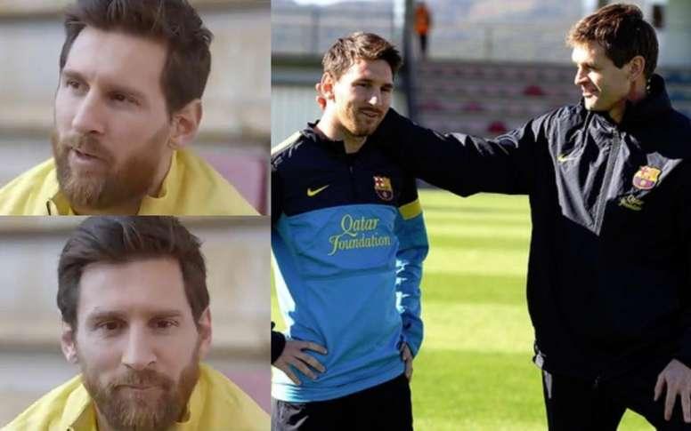 El Barça anunció un documental especial sobre Tito Vilanova. Twitter/FCBarcelona