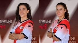 El Rayo incorpora a Zaïra Flores y Teresa Morató. RayoFemenino