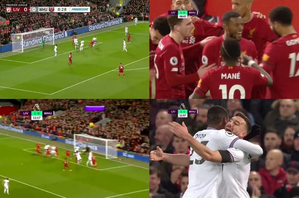 Le record de Manchester City égalé — Liverpool