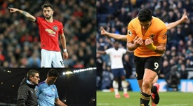 Raul Jimenez has been a terrific signing for Wolves. AFP/EFE
