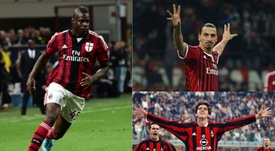 The Italian side Monza could sign Kaká and Ibrahimovic. EFE