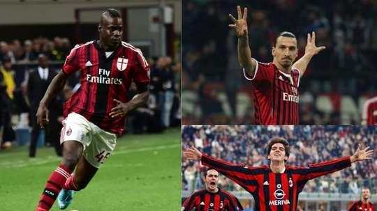Silvio Berlusconi rêve de s'offrir Ibrahimovic, Kaka et Balotelli ? EFE