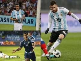 L'Argentine affrontera l'Islande. AFP
