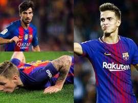 Alguns jogadores perderam importância no Camp Nou. BeSoccer