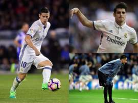 Five Real Madrid players that will leave the club in the summer. BeSoccer