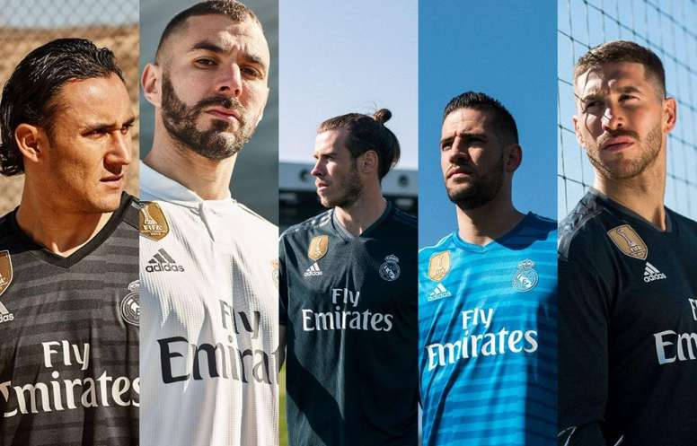 huge selection of b8764 3ea54 Everything you need to know about Real Madrid's kits for ...