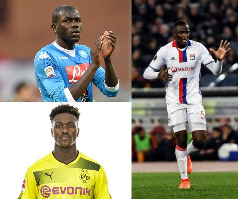 Diakhaby, Koulibaly, Zagadou interesan al Barça. BeSoccer