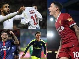 Fekir, Coutinho, Di Maria and Ozil are on the radar of the Catalan giants. BeSoccer