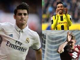 O Milan confirmou que quer Morata. BeSoccer