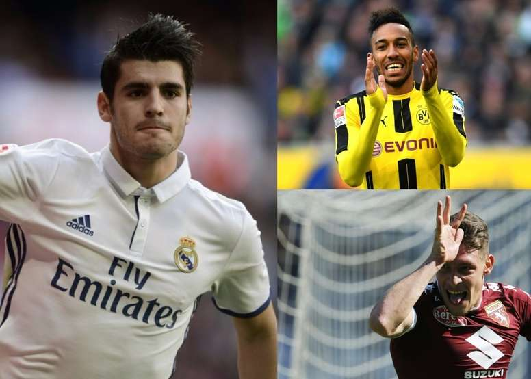 AC Milan monitoring Morata and Belotti 'on their terms' - BeSoccer