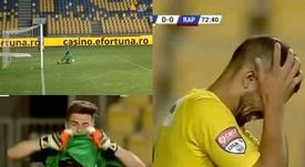 Hasta tres lanzadores pasaron por el punto de penalti. Captura/LOOKPLUS