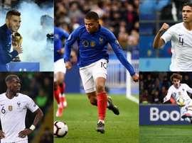Los franceses copan el mercado. AFP