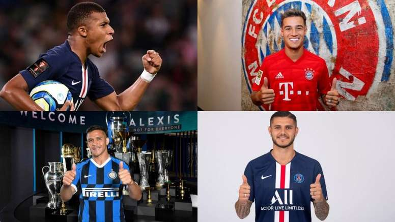 PSG is breaking ground on signings. EFE- Bayern - Inter - PSG