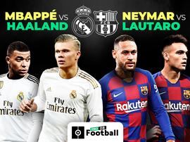 Mbappé or Haaland? Neymar or Lautaro? ProFootballDB weighs in. BeSoccer