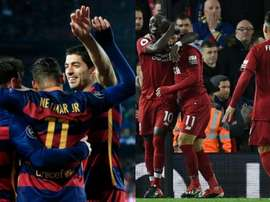 L'Atletico cerca l'impresa contro il Liverpool.  EFE-AFP
