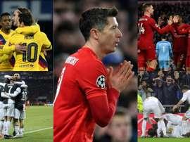 El Bayern, es más fiable de todos los aspirantes a día de hoy. AFP - EFE
