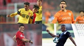 China sigue contando con grandes estrellas. EFE - AFP
