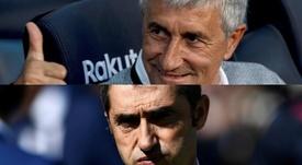 Le Barça vire Ernesto Valverde. EFE