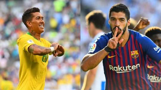 Firmino is seen as the perfect replacement for Suarez. AFP/EFE