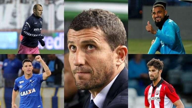 El Valencia aún no ha fichado a nadie. AFP/EFE