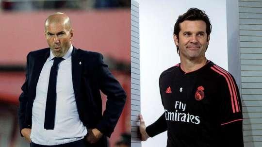 Zidane já tem números piores que os de Solari. EFE